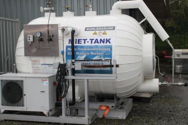 Mobiler Tank CO25F
