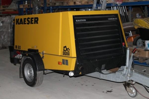 Kaeser - Baukompressor M80